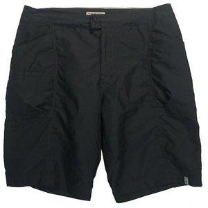 Royal Robbins black hiking shorts EUC 10